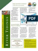 August 2007 River Tidings Newsletter Loxahatchee River Center