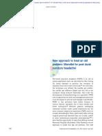 Mannitol for PDPH