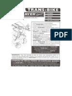 Manual Transbike Normal e Luxo1