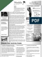 Good News Weekly - Vol 1.2 - June 25, 2010