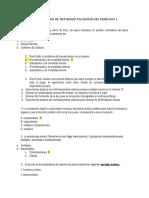 Cuestionario de Refuerzo 1 FD