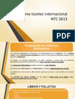Norma Icontec Internacional (Ejemplos Generales)