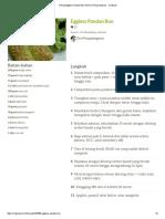 Resep Eggless Pandan Bun oleh Erni Puspaningrum - Cookpad.pdf