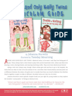 The Two and Only Kelly Twins Curriculum Guide