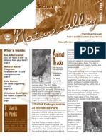 fall 2006 Nature Alley Newsletter Daggerwing Nature Center