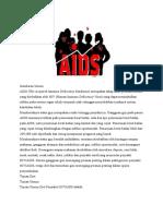 Diet Penyakit HIV