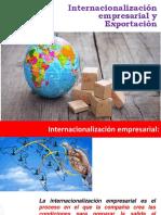 Internacionalización y Exportación