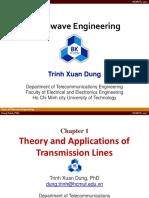 transmission line theory - HCMUT