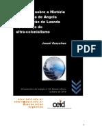Ceid Dt 50 Angola a Fundacao de Luanda Ao Comeco Do Ultra Colonialismo