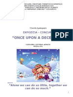0 Once Upon a December 20132014 Didactic