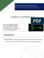 4-Idrodinamica