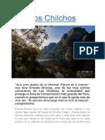 Los Chilchos