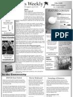 Good News Weekly - Vol 1.4 - July 2, 2010