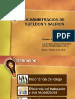 Administracion de Sueldos y Salarios Febrero 24