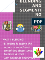 Blending and Segmenting