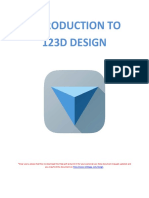 123d Design Manual