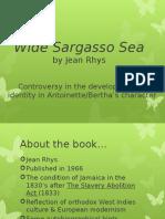 Wide Sargasso Sea Presentation