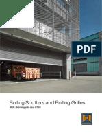 84555 Industrie Rolltore Rollgitter En