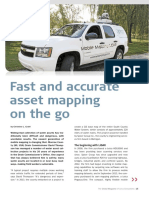 Fast and Accurate Asset Mapping on the Go TRU En