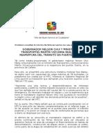 N 0726 Reapertura Transito en Puente Clarita Cañete.doc Ok