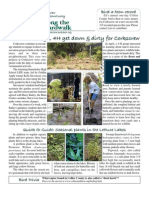 May 2008 Along the Boardwalk Newsletter Corkscrew Swamp Sanctuary