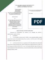 Mandamus de UPR a Policía y Gobierno