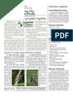 August 2008 Along the Boardwalk Newsletter Corkscrew Swamp Sanctuary