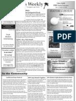 Good News Weekly - Vol 1.5 - July 16, 2010