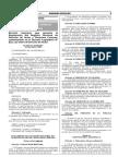 Decreto Supremo N° 053-2017-PCM