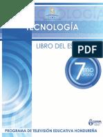 7grado Tecnologia Libro Del Estudiante