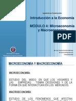 04 - Microeconomía y Macroeconomía
