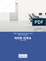 Dierre New Idra 2015
