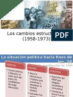 Chile1958-1973-Cambios Estructurales Quiebre Democrtico