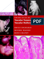 Color Atlas of Vascular Tumors and Vascular Malformations ( Enjolras )