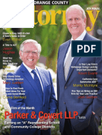 Parker & Covert LLP OC Attorney Journal Feature