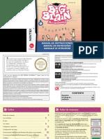 Manual NintendoDS BigBrainAcademy ES