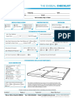 Emseal Expansion Joint Checklist