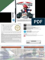 Manual NintendoDS MarioKartDS ES