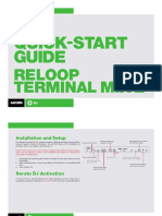 Serato Reloop Terminal Mix 2 QSG