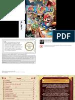 Manual NintendoDS MarioPartyDS ES