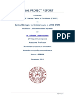 103OptimalStrategies FoReliable Service in MIMO-OfDM Multiuser Cellular BroadcastSystems