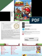 Manual NintendoDS MarioVsDonkeyKong2MarchOfTheMinis ES