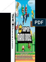 Manual NintendoDS NewSuperMarioBros ES