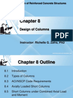 Chapter8 Column Design