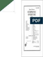 Symphonic Ouverture Barnes