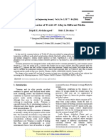 Corrosion Behavior of Ti-6Al-4V Alloys in Differents Media.abdulmageed