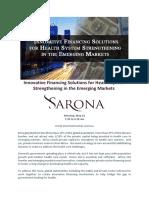 Innovative Financing Solutions