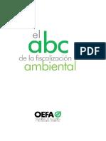 El ABC de La Fiscalización Ambiental