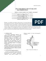 Estudio, Diseño y Desarrollo de Un Parlante Electroestático