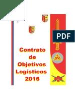 Contrato Objetivos Logisticos Subsistencia 2016